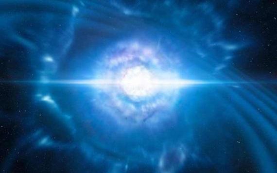 Detectan por primera vez una fusión cósmica que produce oro