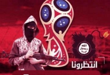 Estado Islámico amenaza con atacar el Mundial de Rusia 2018