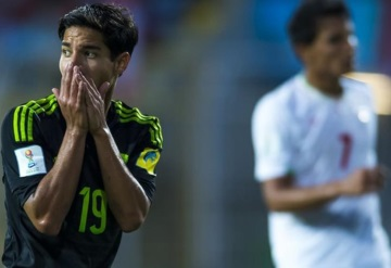 La Selección Mexicana Sub-17 fracasa y cae ante Irán