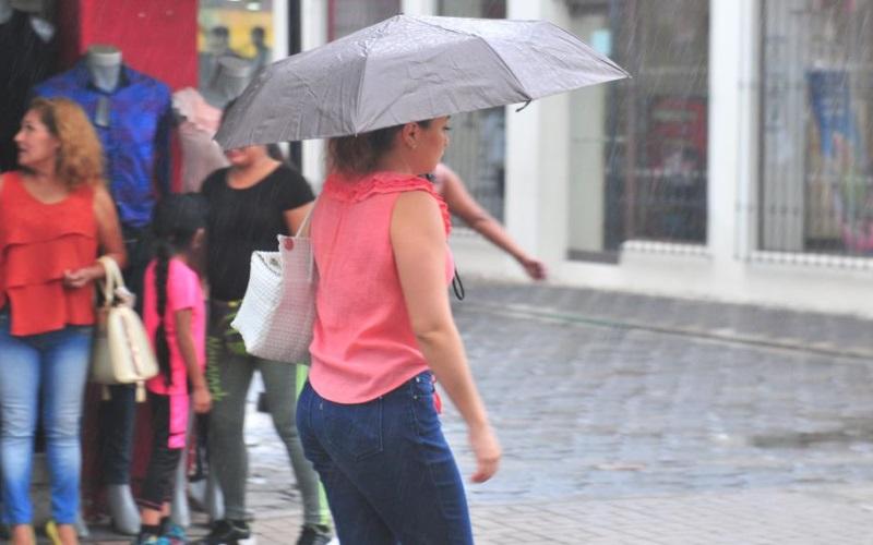 Prevén tres días de lluvias fuertes en Tabasco