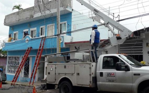 Villahermosinos rechazan el cambio de medidores de la CFE