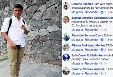 ´Mejor tomen pozol´: Jesús Gallardo ante insultos y criticas