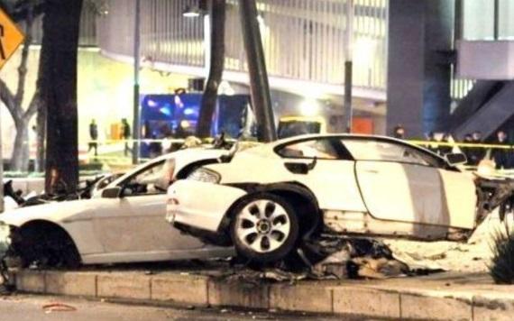 Gana primer round defensa de conductor de BMW en el que murieron 4 personas en Reforma