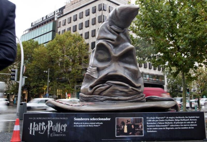 El mundo mágico de Harry Potter invade las calles de Madrid