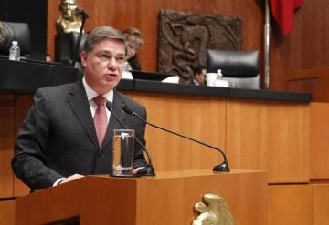 Fernando Mayans Canabal figura de los mejores calificados en la Cámara Alta