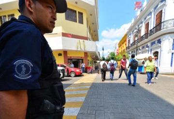 Más de tres casos de robo en la Zona Luz