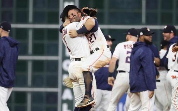 Astros de Houston jugará la Serie Mundial de béisbol