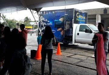 Inauguran la Semana Nacional de Ciencia y Tecnología en Villahermosa