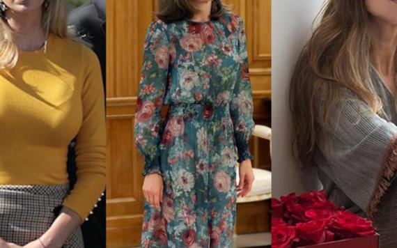 3 Famosas que visten 'low-cost' Zara