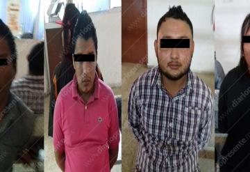 Cuatro sujetos asaltan a una pareja en Plaza las Américas