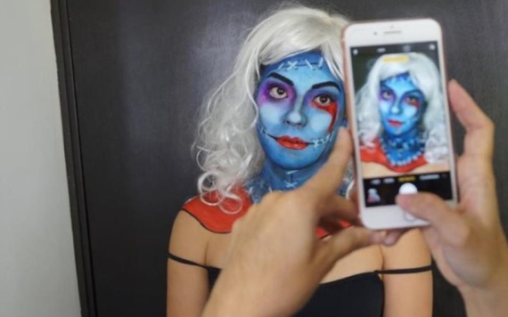El arte de terror de Lorena Rueda Pérez