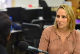 Tirsa Martínez de Escobar: En Huimanguillo, la prioridad es la ayuda social