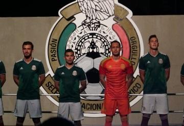 La Selección Mexicana da a conocer la playera para el Mundial de Rusia 2018