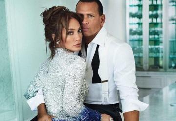 Jenifer Lopez y su foto polémica con Alex Rodríguez