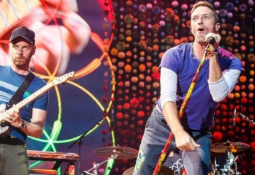 Coldplay rinde tributo a Soda Stereo