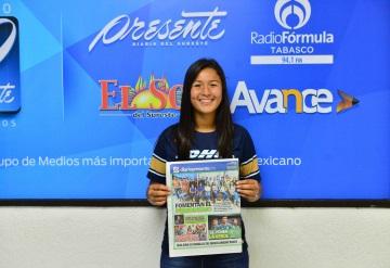Joy Cabrera hizo historia en la Liga MX Femenil