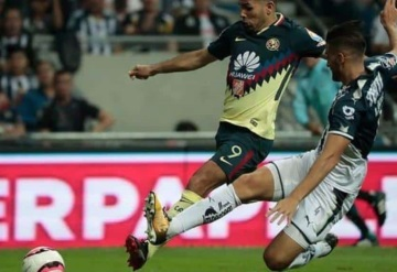 Rayados elimina al América; Diego Lainez falló un penal