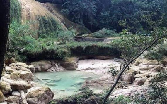 Evalúan avances de Cascadas de Agua Azul, en Chiapas