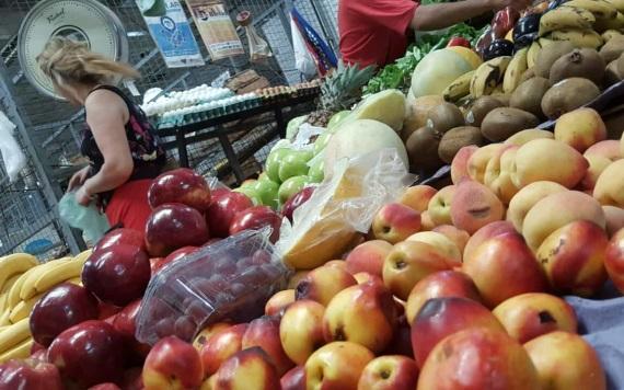 Aseguran comerciantes que no incrementaran los precios en frutas