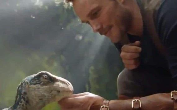 Difunden teaser de Jurassic World: The Fallen Kingdom