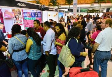 Festival del Chocolate 2017 recibe a 150 mil visitantes