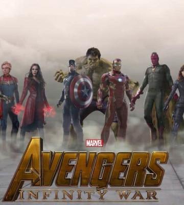 Primer Trailer de Avengers Infinity War subtitulado