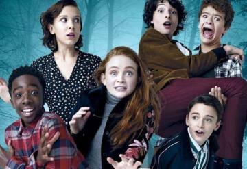 Netflix anuncia que Stranger Things tendrá tercera temporada