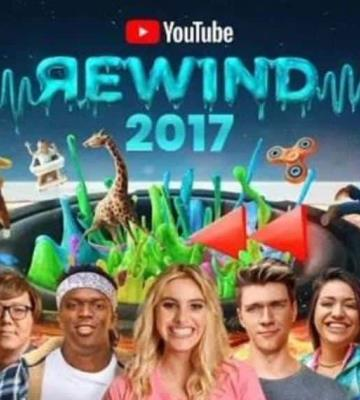 Entérate todo sobre los   videos más vistos de 2017 en YouTube