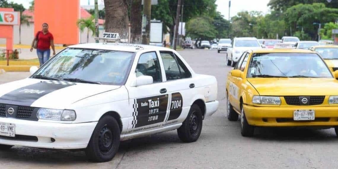 Resultado de imagen para taxi villahermosa