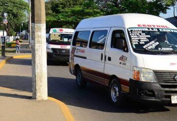 Transporte, blanco fácil de la delincuencia