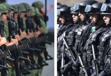 Aministía Internacional pide a Peña Nieto vetar Ley de Seguridad Interior