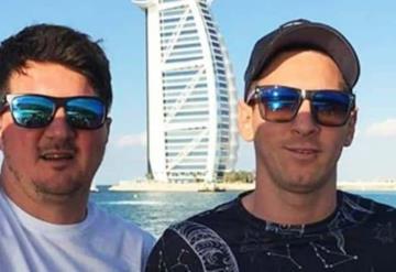 Liberan al hermano de Messi tras pagar fianza