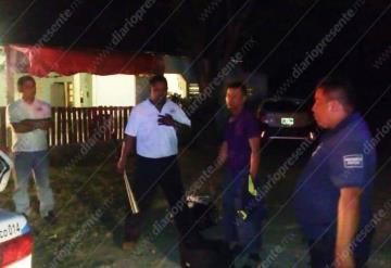 Taxistas capturan a ladrón