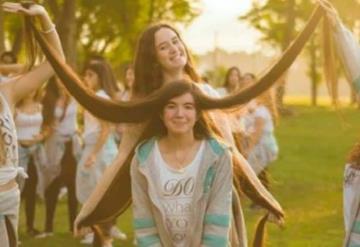 ¡Ni Rapunzel! Esta chica tiene el cabello más largo del mundo