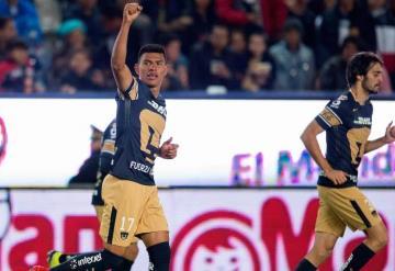 Pumas vence a Pachuca en el arranque del Clausura 2018