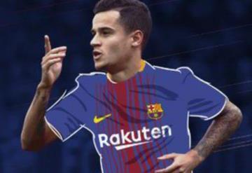 Phillipe Coutinho es nuevo jugador del FC Barcelona