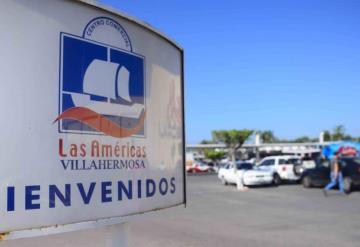 Inseguras tres plazas comerciales en Tabasco