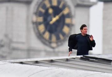Tom Cruise paraliza Londres