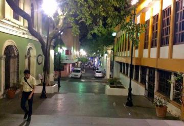 Rehabilitarán 60 lámparas en calles de la Zona Luz