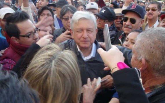 AMLO: Pleito entre gobierno de Chihuahua y federación es una farsa
