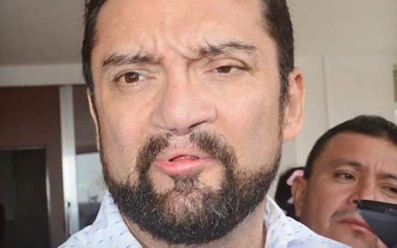 Detienen al alcalde de Palizada, Campeche por presunto peculado
