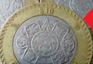 Algunas monedas de 10 pesos pueden valer hasta 100 veces más