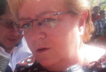 """Gina Trujillo: """"Combatirá duramente la corrupción en la política"""