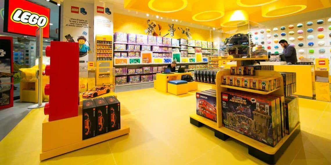 Abrirán la primera Lego Store en México | Diario Presente