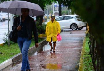 Se esperan lluvias en las próximas 48 horas en Tabasco