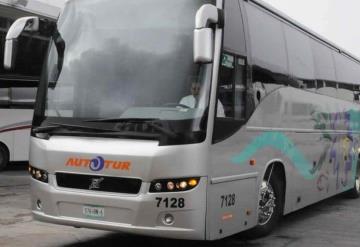 Roban cada semana hasta dos autobuses  de la CANAPAT