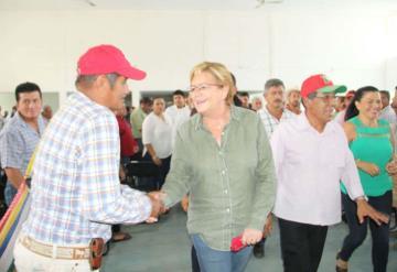 Recuperaremos con firmeza la seguridad de Tabasco: Gina Trujillo