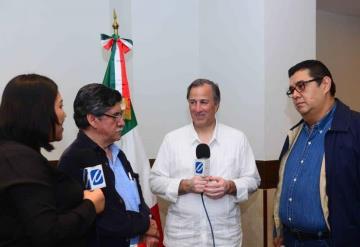 """José Antonio Meade: """"Tabasco debe reinventarse"""""""