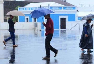 Se esperan en las próximas 48 horas lluvias para Tabasco