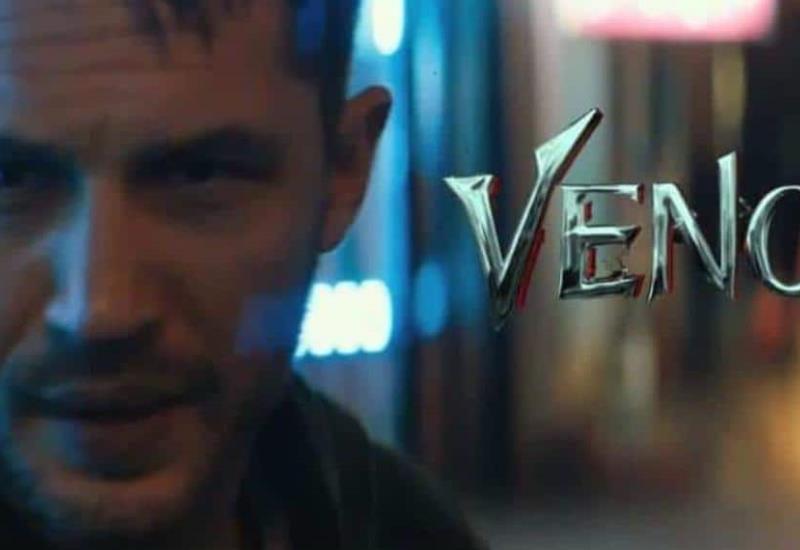 Venom presenta su tráiler con Tom Hardy